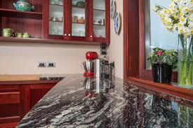 granite countertop paint kitchen cabinets kenmore 24 electric