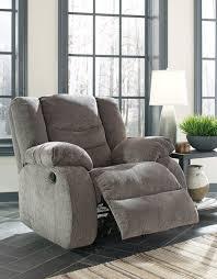 Grey Rocking Recliner Tulen Grey Reclining Sofa Love All American Furniture Buy 4