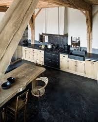 cuisine bois beton 210 best kitchens images on home ideas cooking