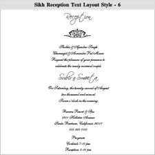 wedding reception programs exles lovely wedding invitation wording church and reception wedding