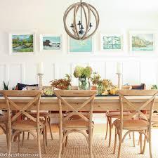 fall dining room u0026 kitchen tour happy housie