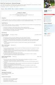 Online Resume Profile by Online Edit Resume Resume For Your Job Application