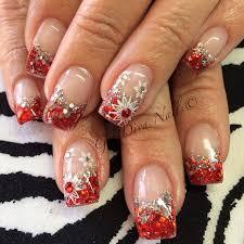 30 outstanding christmas nail designs london beep