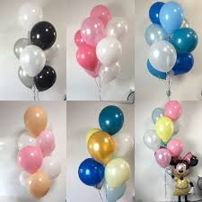 82 best helium balloon floor arrangements images on pinterest