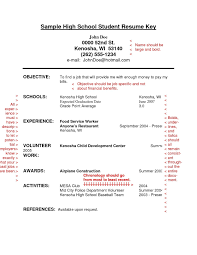resume objective exles for highschool students resume objective exles for highschool students listmachinepro com