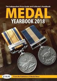 banknote yearbook medal yearbook 2018 by mussell waterstones