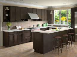 Rustoleum For Kitchen Cabinets Kitchen Espresso Kitchen Cabinets And 13 Espresso Stained Oak