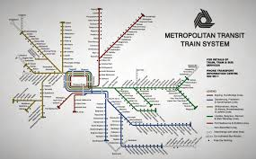 Melbourne Tram Map Adam Mattinson Maps
