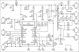 vacuum fluorescent display vfd reference design for automotive