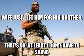 Special Forces Meme - special forces beard memes quickmeme