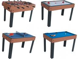 4 in one game table best folding multi games table multi game table spin around pool