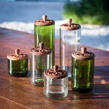 upcycled glass jar small u2013 tuposhop com