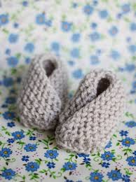 knit bitty baby booties bitty baby baby booties and free pattern