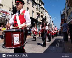 barnstaple town youth marching band ilfracombe