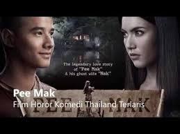 pe mak film komedi horor thailand terlaris movies review youtube