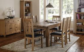 stockholm natural finish dining table dining tables julian bowen limited