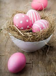 pink easter eggs what are some different ways to decorate easter eggs