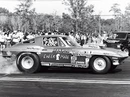 mid year corvettes corvettes in drag racing the midyear era magazine