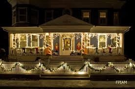 Christmas Outdoor Decorations Animated Lights by Outdoor Christmas Decorating Ideas For An Amazing Porch Outdoor