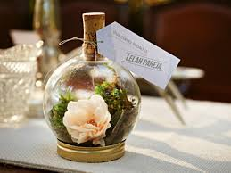 party favor ideas for wedding 9 tips and ideas for an eco friendly wedding diy network