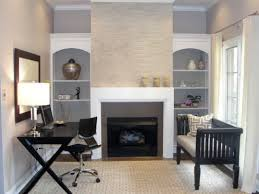 home office ideas with fireplace living room ideas