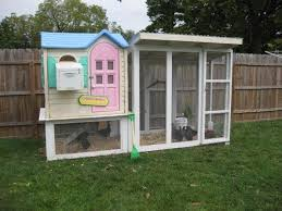 Backyard Chicken Coop Ideas Turn An Old Playhouse Into A Chicken Coop Diy Projects For Everyone