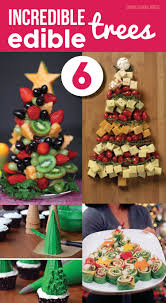 6 incredible edible trees perfect for holiday parties pins i