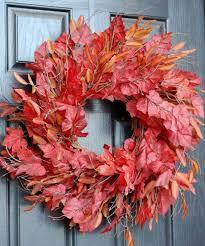nine fabulous fall wreaths for your home 1915 house