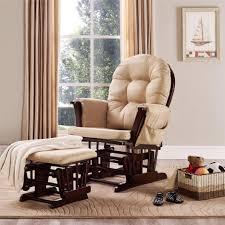 swivel glider chairs living room ottoman dazzling glider and ottoman set dorel living baby relax