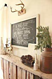 Home Decor Chalkboard How To Frame A Chalkboard And Display It In Your Home