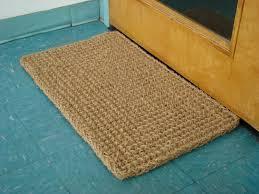 Patio Door Mat Kempf Rectangle Coco Coir Doormat 18 By 30 By