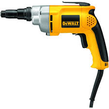dewalt dw268 6 5 amp screwdriver power guns amazon com