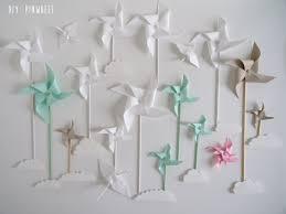 diy pinwheel for petit poulou blog