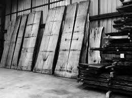 custom sawmill live edge wood slabs table and bar tops
