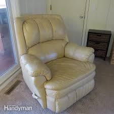 how to clean leather furniture stains with products family