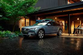 2017 volvo semi 2017 volvo v90 cross country drive v