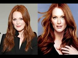 julie ann moore s hair color julianne moore and auburn hair colors youtube