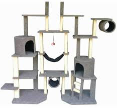 Modern Cat Trees Furniture by Unique Cat Trees The Trees Are Naturtal Thatu0027s Why That Cat
