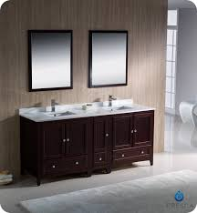Traditional Bathroom Vanity Units Uk Fresca Oxford 72