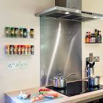 Image result for organizer kitchen stainless B01KKE41NM