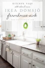 drop in farmhouse kitchen sink drop in farmhouse kitchen sinks ikea domsjo farmhouse sink faqs from