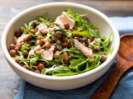 light and easy dinner ideas light and easy dinner poached salmon and bean salad serious eats