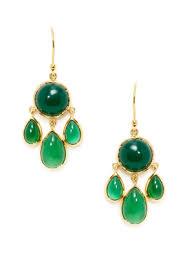 eddera earrings eddera green onyx earrings wearable green