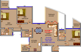 twin royal mansion in ravet pune price location map floor