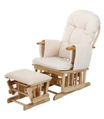 Most Comfortable Rocking Chair For Nursing Buy Your Baby Weavers Recline Glider U0026 Stool From Kiddicare