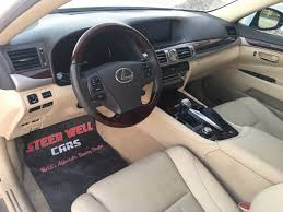 lexus ls 460 dubai used lexus ls 460 in dubai for sale steer well auto