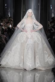 couture wedding dresses this the top wedding dress from elie saab s couture show will