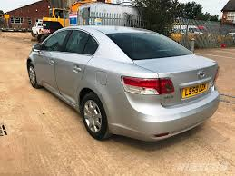toyota motors usa used toyota avensis cars year 2010 for sale mascus usa