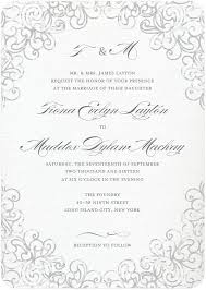 Wedding Invitation Phrases Templates Exquisite Wedding Invitation Wording And Fonts With