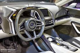 subaru viziv interior subaru viziv 2 concept previews the future at geneva 2014 live